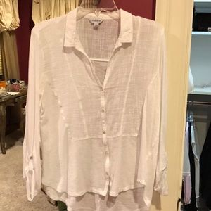 Lucky brand White button down